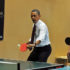 obama playing ping pong