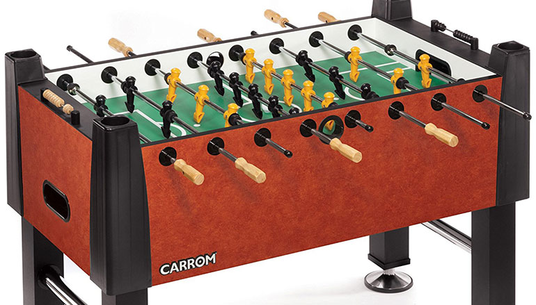 Carrom Signature Best Foosball Table Under Review