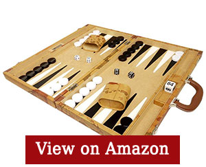 Best backgammon sets for the money ultimate guide publicscrutiny Images