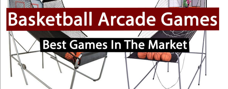 best basketball arcade games