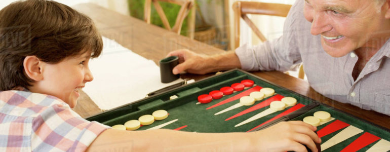 backgammon setup and rules