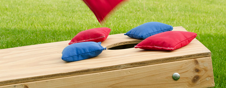 how to play cornhole for beginners