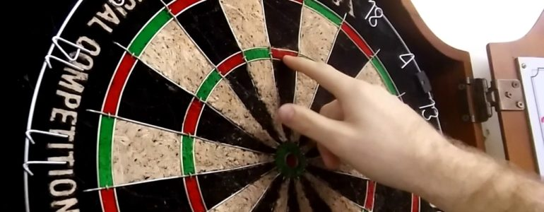 how to play darts 301