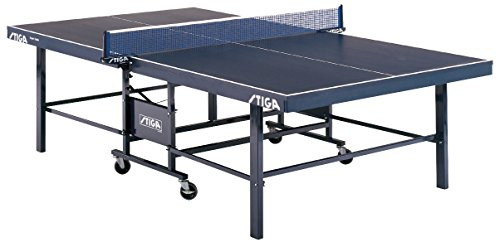STIGA Expert Roller Ping Pong Table Review
