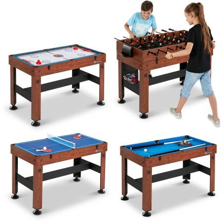 Generic 4-in-1 Combination Game Table
