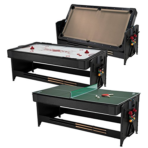 Fat Cat Pockey 7ft: Best Multi Game Table On Earth