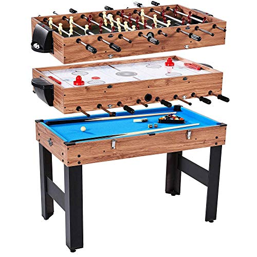 Lancaster 48' 3 in 1 multi game table review