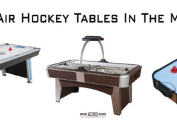 Best Air Hockey Table Reviews For Home In 2021