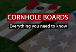 Best Rated Cornhole Boards: The Only Guide You Need