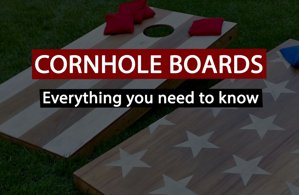 Best cornhole board sets