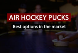 Best Air Hockey Pucks In 2021: The Most Detailed Guide Ever!
