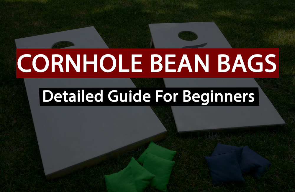 best cornhole bean bags reviews