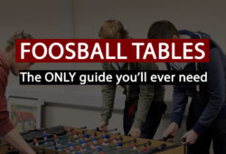 Best Foosball Tables Reviews For Home In 2021