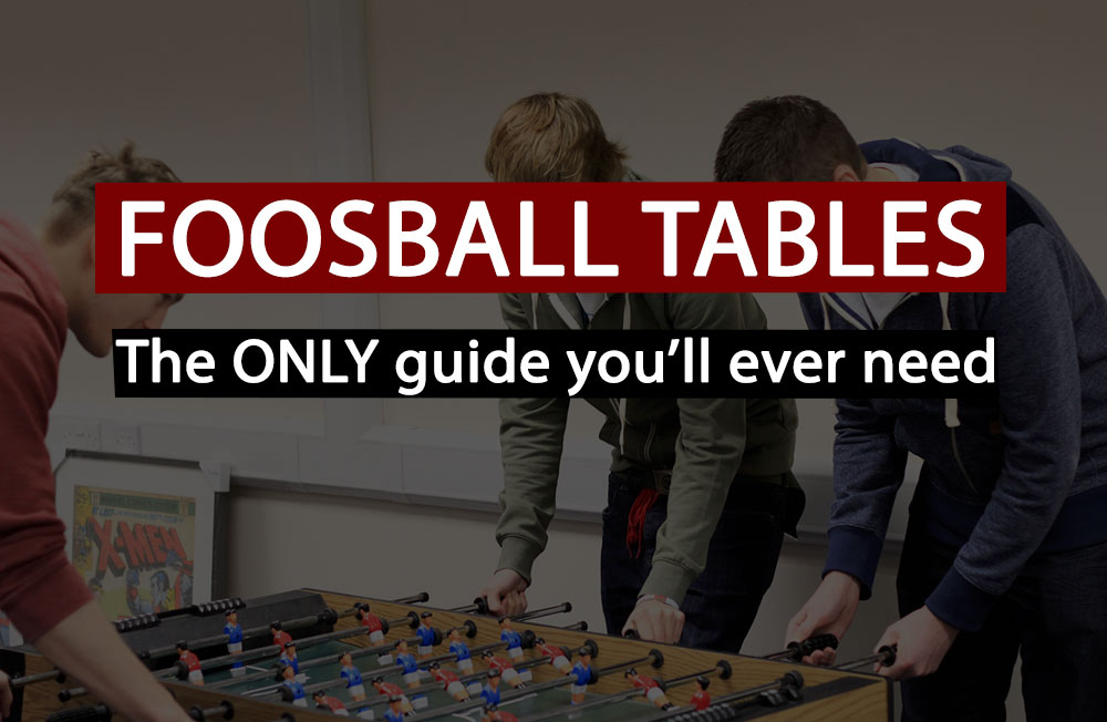 best foosball tables for the money