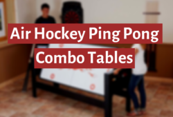 Best Air Hockey Ping Pong Table Combo Reviewed