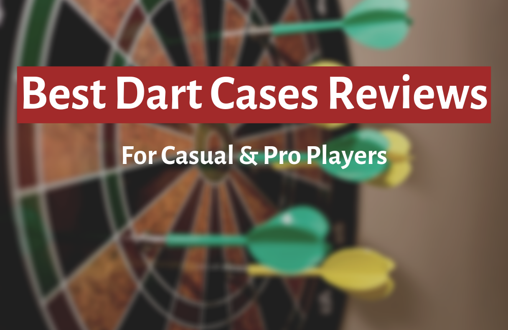 best dart cases reviews