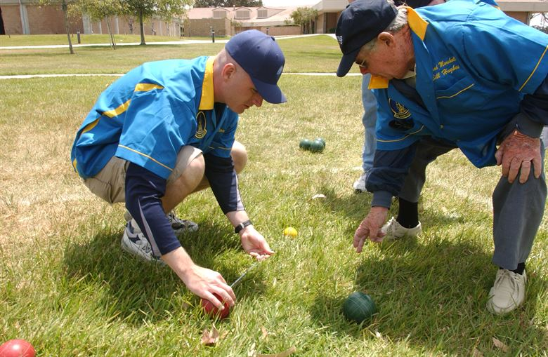 bocce ball how to play
