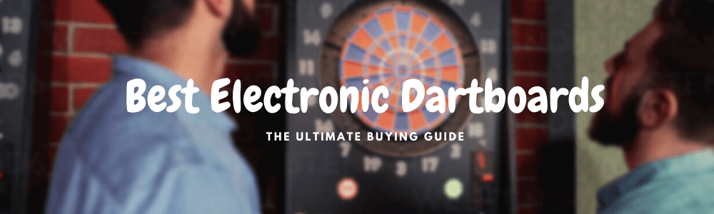 best electronic dart boards reviews