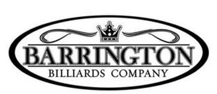 barrington billiards brand