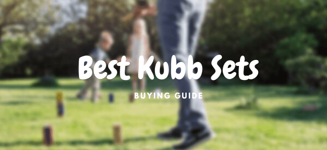 best kubb sets