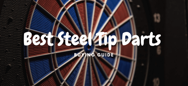 best steel tip darts
