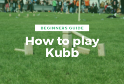 How To Play Kubb: Rules, Setup and Gameplay