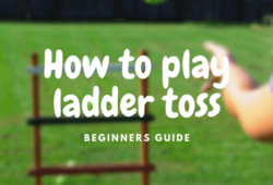 How To Play Ladder Toss: Rules, Scoring and Equipment