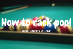 How to Rack Pool Balls: The Only Guide You Need