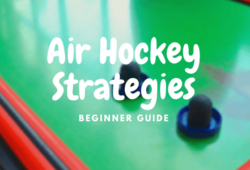 Air Hockey Strategies For Offense And Defense