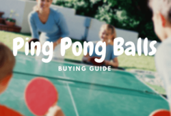 Best Ping Pong Balls In The World Reviewed