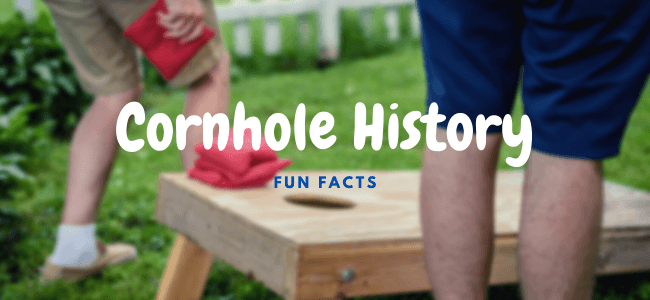 cornhole history facts