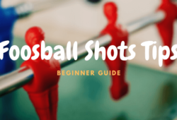 10 Foosball Shots & Tips To Improve Your Offense