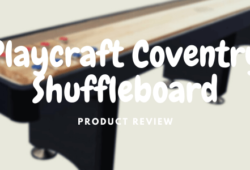 Playcraft Coventry Shuffleboard Table Review