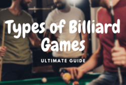 10 Types of Billiard Games You Should Know