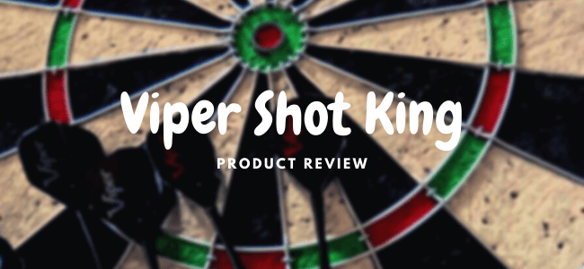 viper shot king dartboard review