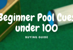 Best Beginner Pool Cues Under 100 Dollars