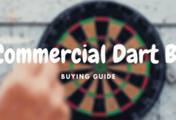 Best Commercial Dart Boards To Buy In 2021