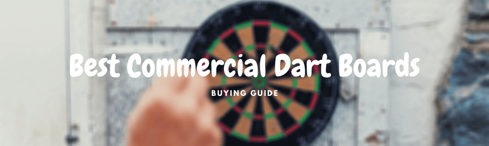 best commercial dart boards