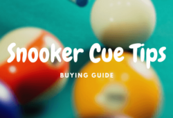 Best Snooker Cue Tips In 2021: Buyer's Guide