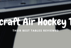 Sportcraft Air Hockey Tables Reviews: Buying Guide