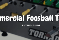 Best Commercial Foosball Tables Reviews