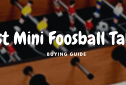 Best Mini Foosball Tables Reviews In 2021